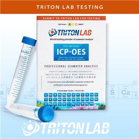 Triton ICP-OES Testing Kit
