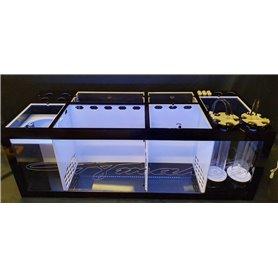 Hmahli Lite Series Sump 1150 1150x450x400 Reactors not included
